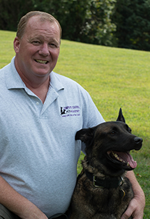 Dog Trainers - Pete Hill - Professional Trainer - Complete Control K9 Academy