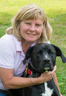 Dog Trainers - Terri Hill - Certified Professional Trainer - Complete Control K9 Academy